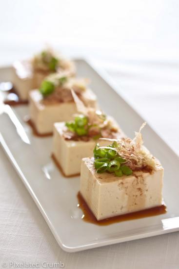 Фото Холодный салат с тофу