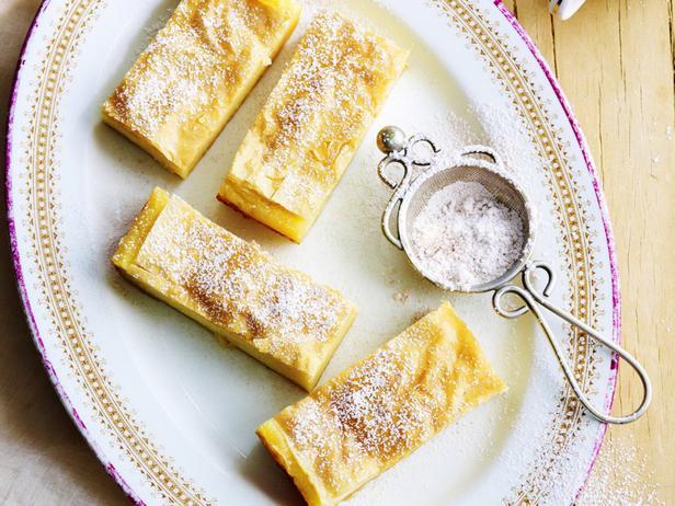 Галактобуреко (греческий молочный пирог)