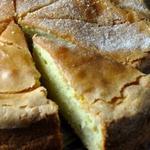 Апельсиновый бисквит на оливковом масле