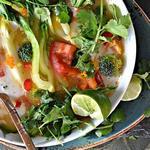 Тайский суп «Том ям»