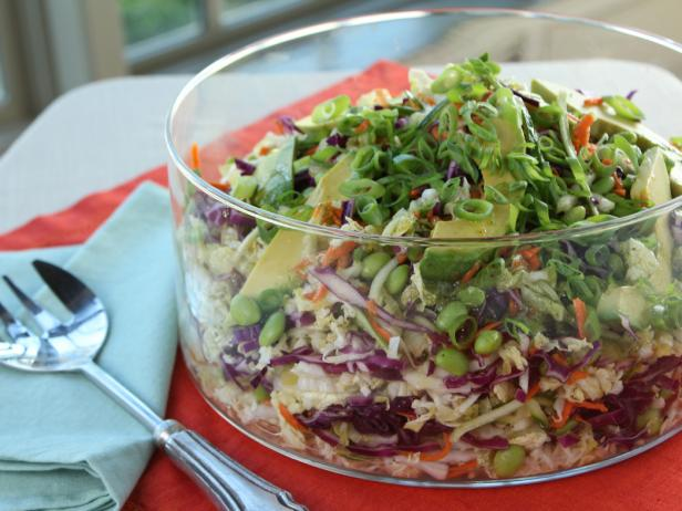 Фото Тайский салат