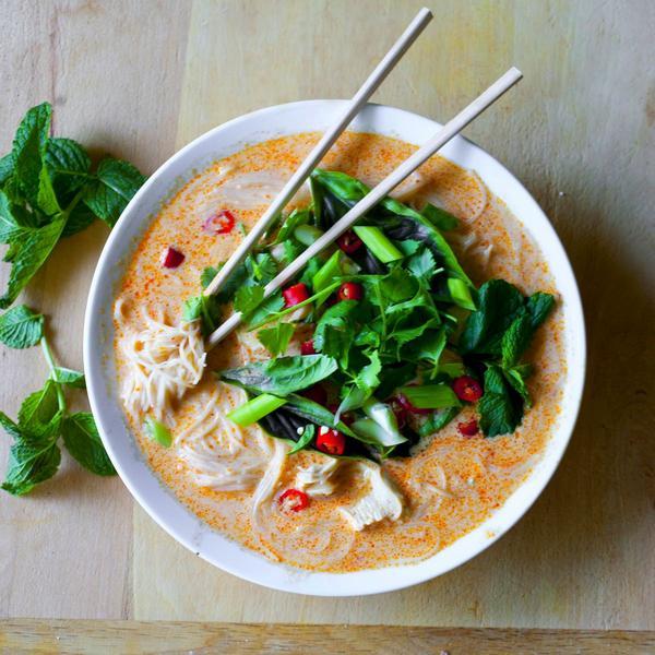 тайские супы рецепты с фото