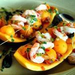 Тайский салат с дыней