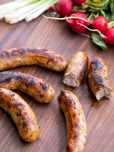Фото Куриные колбаски по-тайски