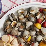 Отварные моллюски по-тайски