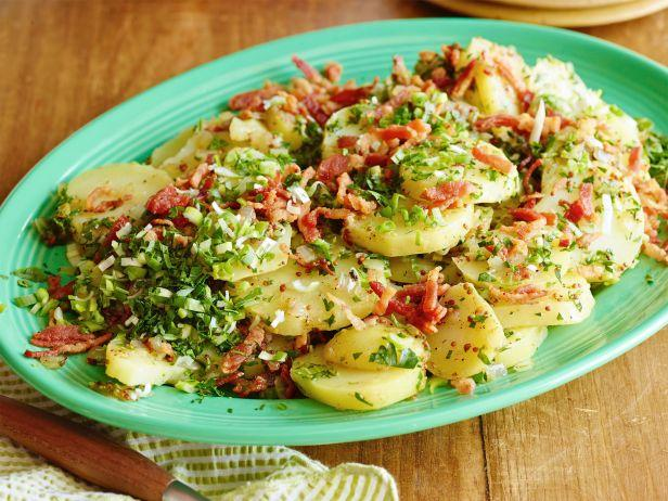 Превосходный картофельный салат