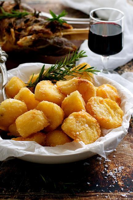 Картофель в духовке по-немецки
