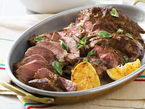 Фото Баварское жаркое из маринованного мяса