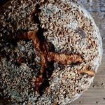 Волькорнброт (немецкий ржаной хлеб с цельным зерном)