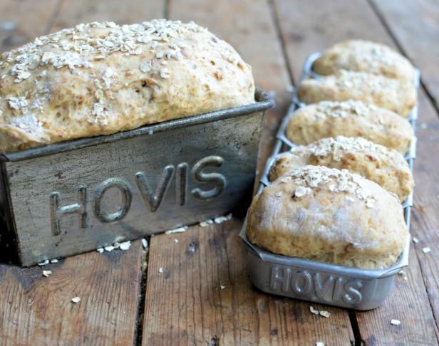 Дрожжевой сдобный хлеб
