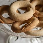 Португальское бисквитное печенье