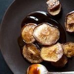 Тушеные грибы шиитаке