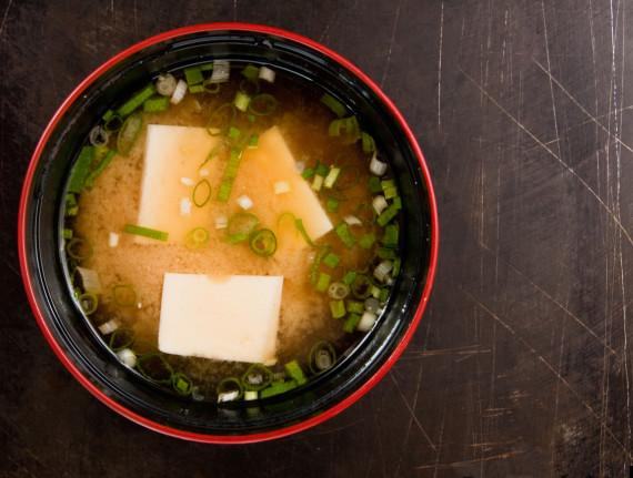 Японский суп «Мисосиру»
