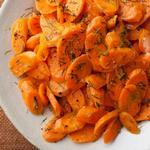 Жареная морковь