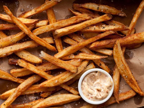 Фото Картофель-фри (French Fries) двойной обжарки