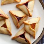 Традиционное еврейское праздничное печенье «Хоменташен»