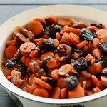 Морковный цимес в медленноварке