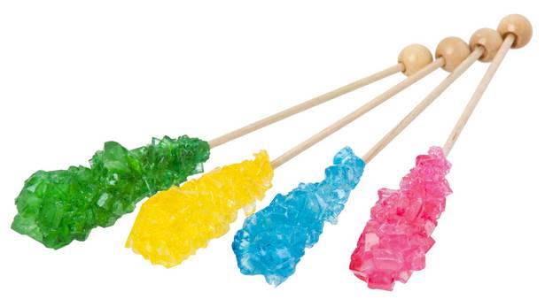 конфеты из сахара-кандис