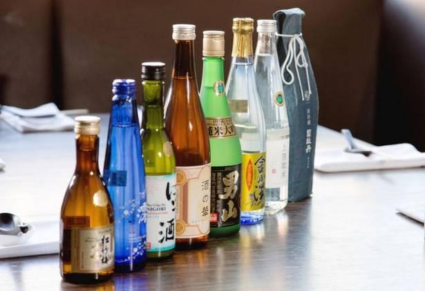 Разновидности саке