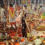 Кухня древних майя