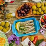 Греческая кухня и здоровье
