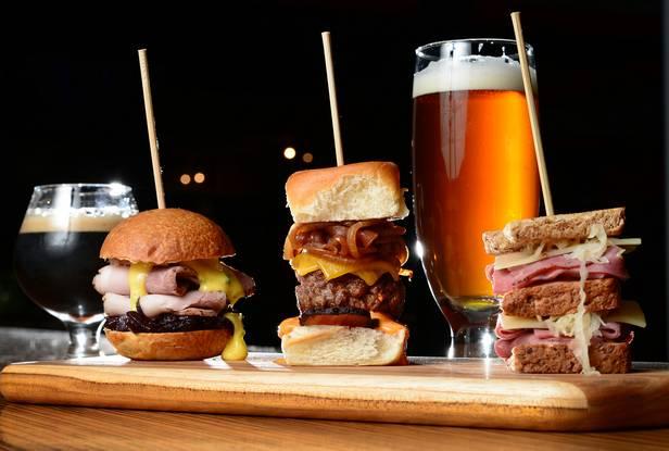 Сочетание пива и еды