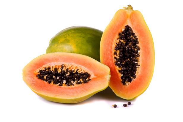 Папайя, полезные свойства, как едят этот фрукт