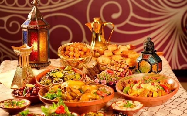 Традиционный Рамадан в турецкой кухне