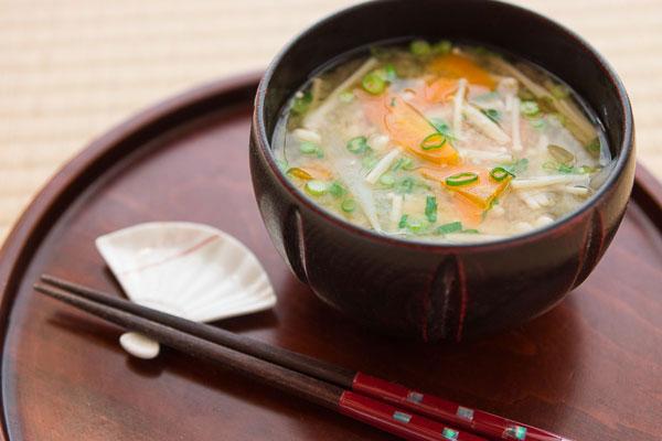 Калорийность супа мисо