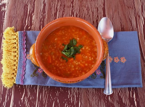суп с крупой тархана