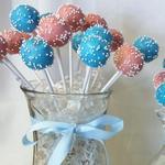Кейк попс – модная яркая сладость