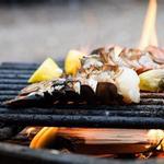 Как приготовить морепродукты на гриле