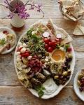 Турецкая закуска мезе