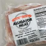 Мясо аллигатора, питательная ценность