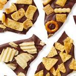 Шоколадные конфеты с посыпкой