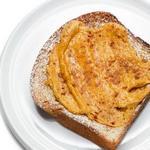 Французские тосты с крем-сыром