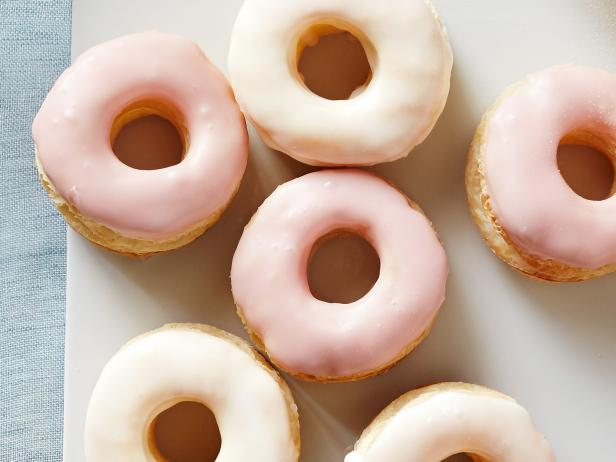 Глазированные пончики
