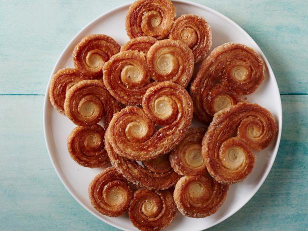 Сахарное печенье «Пальмье»