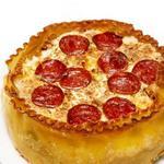 Пицца-лазанья с пепперони «Пиццанья»
