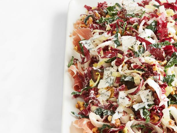 Фото Итальянский салат «Триколор»