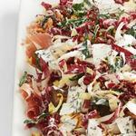 Итальянский салат «Триколор»