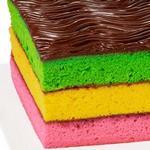 Радужный торт