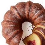 Кекс из дрожжевого теста «Пончик с джемом»
