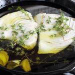 Поширование рыбы в масле - способ приготовления