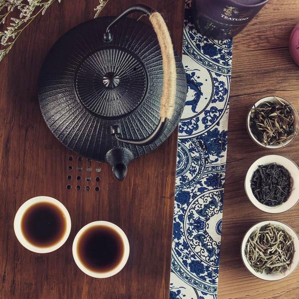 Какой чай полезнее: зеленый или улун?