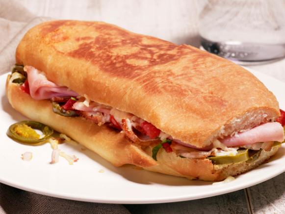 Кубинский сэндвич «Начо»