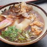 Японский суп из моллюсков