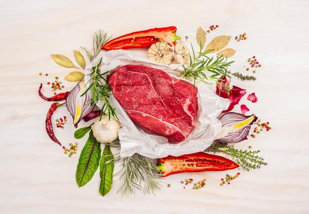 Разные виды мяса. Все ли вы попробовали?
