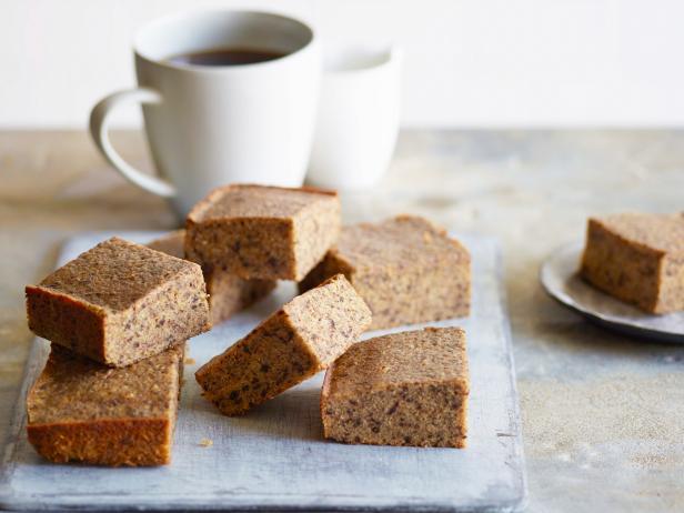 Фото Шоколадно-кофейное пирожное «Брауни»