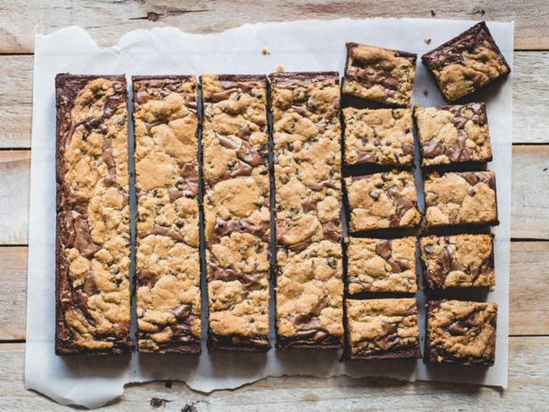 Брауни печенье